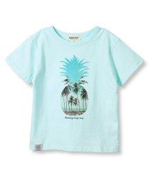 RADCHAP/パイナップル半袖Tシャツ/502334414