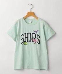 SHIPS KIDS/SHIPS KIDS:ロゴ×恐竜 プリント TEE(145~160cm)/502336923