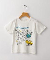 SHIPS KIDS/SHIPS KIDS:ジャーニー&スペース プリント TEE(100~130cm)/502337271