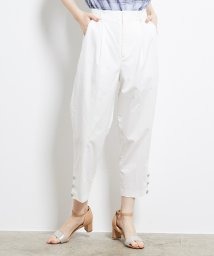 ROPE' PICNIC/レーヨンナイロン裾ボタンパンツ/502337406