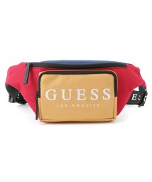 GUESS/ゲス GUESS CHROMATIC WAIST PACK (MOONMIST)/502337764