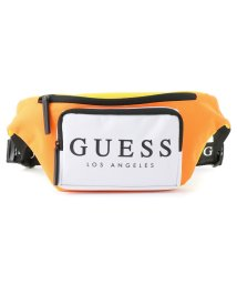 GUESS/ゲス GUESS CHROMATIC WAIST PACK (ORANGE MULTI)/502337765