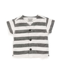 BREEZE / JUNK STORE/Wガーゼ先染めシャツ/502002712