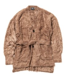 glamb/Feather big coatigan/502325915