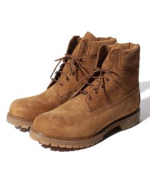Timberland/【Mens】 Footwear Leather Upper Over Ankle Rubber Sole/502326032