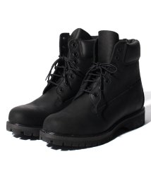 Timberland/【Mens】 Footwear Leather Upper Over Ankle Non-Athletic Rubber Sole/502326033