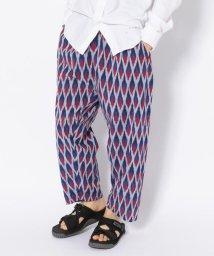 BEAVER/BOHEMIANS/ボヘミアンズ 別注PEACOCK IKAT LOOSE PANTS パンツ/502338051