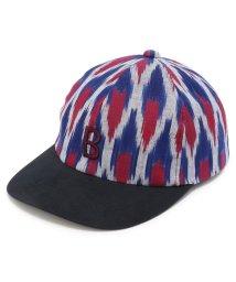 BEAVER/BOHEMIANS/ボヘミアンズ PEACOCK IKAT BB CAP 3pcs/min/キャップ/502338053