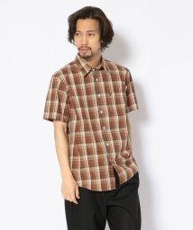 AVIREX/【直営店限定】チェックシャツ/ CHECK SHIRT/502338062