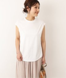 NOBLE/《追加予約》 Sleeve less long Tシャツ◆/502338716