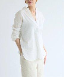 IENA/maisonラミーコットンスキッパーシャツ/502339431
