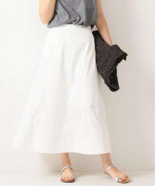 Spick & Span(スピック&スパン)/パネルフレアスカート◆/19060200391020
