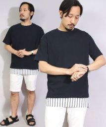 UNION STATION/ポップコーンジャガードTシャツ&サーマルタンクトップ/501973643
