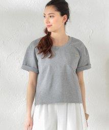 LOVELESS WOMEN/【LOVELESS】WOMEN はっ水ポケットTシャツ/502014740