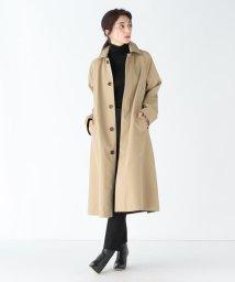 Demi-Luxe BEAMS/TICCA / 別注 リバーシブル ステンカラーコート/502270258