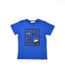 SLAP SLIP/天竺アニマル4コマプリントTシャツ/502279454