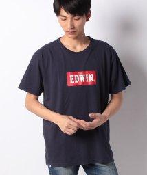 MARUKAWA/【EDWIN】 大きいサイズ メンズ エドウィン ロゴ プリント 半袖 Tシャツ ブランド/502305931