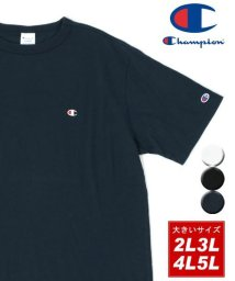 MARUKAWA/【Champion】大きいサイズ メンズ チャンピオン 半袖 Tシャツ ワンポイント 刺繍 ブランド/502305934