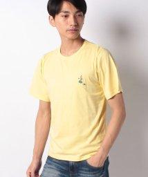 INCREWSIVE/【INCREWSIVE】6.5オンス コットン ワンポイント刺繍Tシャツ/502325169