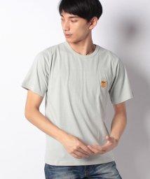 INCREWSIVE/【INCREWSIVE】6.5オンス コットン ワンポイント刺繍Tシャツ/502325172