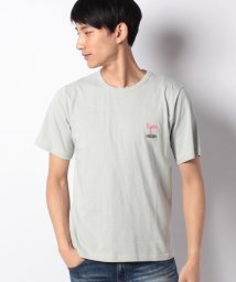 INCREWSIVE/【INCREWSIVE】6.5オンス コットン ワンポイント刺繍Tシャツ/502325174