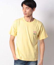 INCREWSIVE/【INCREWSIVE】6.5オンス コットン ワンポイント刺繍Tシャツ/502325175