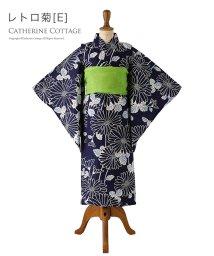 Catherine Cottage/レトロモダン和柄浴衣2点セット/502339627