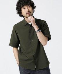 nano・universe/シアサッカーシャツ S/S/502341407