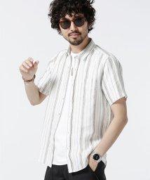nano・universe/Herdman Linenバリエーションシャツ SS/502341413