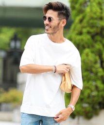 JIGGYS SHOP/ポケット付ビッグTシャツ / Tシャツ メンズ ティーシャツ 半袖 クルーネック ビッグシルエット/502342399