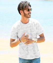 JIGGYS SHOP/サマーパイルTシャツ / Tシャツ 半袖 パイル プリント ティーシャツ/502342400