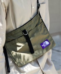EDIFICE/《予約》THE NORTH FACE PURPLE LABEL×EDIFICE 別注 スモール サコッシュ/502343188