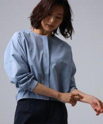 UNTITLED/[L]【洗える】ライトタンブラークロスシャツジャケット/502343241