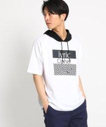 THE SHOP TK/フード付きTシャツ/502343335