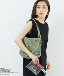 ROPE PICNIC PASSAGE/【PEANUTS】パッカブルバッグ/502327458
