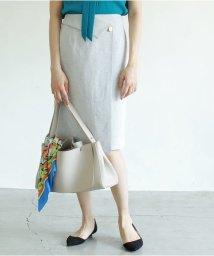 TONAL/【セットアップ対応商品】ドライオックスアシメタイトスカート/502327995