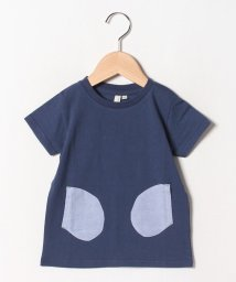 LAGOM/変形ポケットTシャツ/502328488