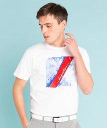 agnes b. HOMME/SCB9 TS フォトプリントTシャツ/502332792