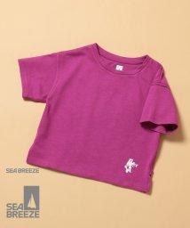 ROPE' PICNIC KIDS/【SEABREEZE×ROPE' PICNIC KIDS】カラーTシャツ/502338397
