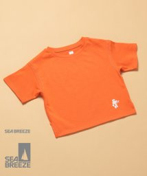 ROPE' PICNIC KIDS/【SEABREEZE×ROPE' PICNIC KIDS】カラーTシャツ/502338397