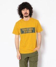 Schott/BOX LOGO T-SHIRT/ボックスロゴ Tシャツ/502344318