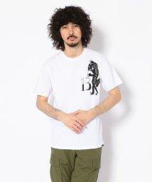 Schott/PANTHER TATTO T-SHIRT/パンサー タトゥー Tシャツ/502344321