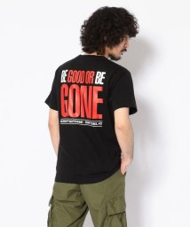 Schott/BE GOOD OR BE GONE T-SHIRT/ビーグッド オア ビーゴーン Tシャツ/502344322