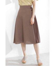 PROPORTION BODY DRESSING/◆サイドプリーツカラースカート/502344630