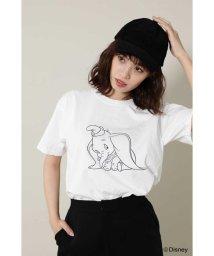 ROSE BUD/JERZEES ディズニーキャラクターTシャツ/502344696