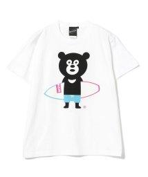 BEAMS MEN/【SPECIAL PRICE】BEAMS T / Surfboard Bear Tee/502344829
