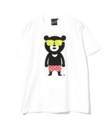 BEAMS MEN/【SPECIAL PRICE】BEAMS T / Sunglass Bear Tee/502344830