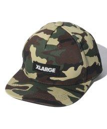 XLARGE KIDS/ボックスロゴJETキャップ/502331345