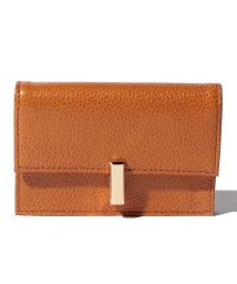 SMIR NASLI/Leather Across Card Case/501545050
