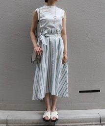 arm in arm/【セットアップ対応商品】カラーストライプスカート/502338652